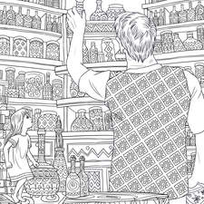 Roald Dahl's Marvelous Colouring Book Adventure - BFG