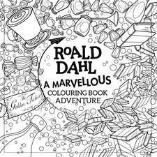 Roald Dahl's Marvelous Colouring Book Adventure