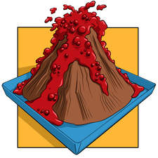 George S Mm Exp Volcano 1