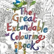 Extendable Colouring Cover
