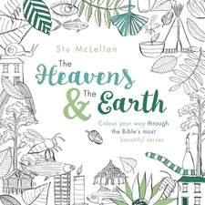 Heavens Colouring Book