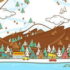 Snow Montain