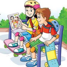Educational and ELT illustration