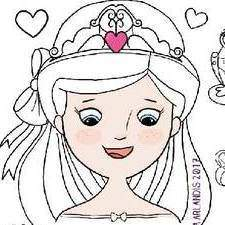 Princesses Expressions Pages Def By Alicia Arlandis