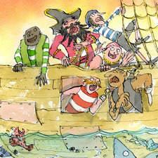 Pirate Talent Show Sample