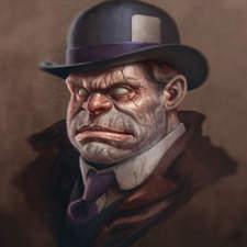 Bowler Hat Sml