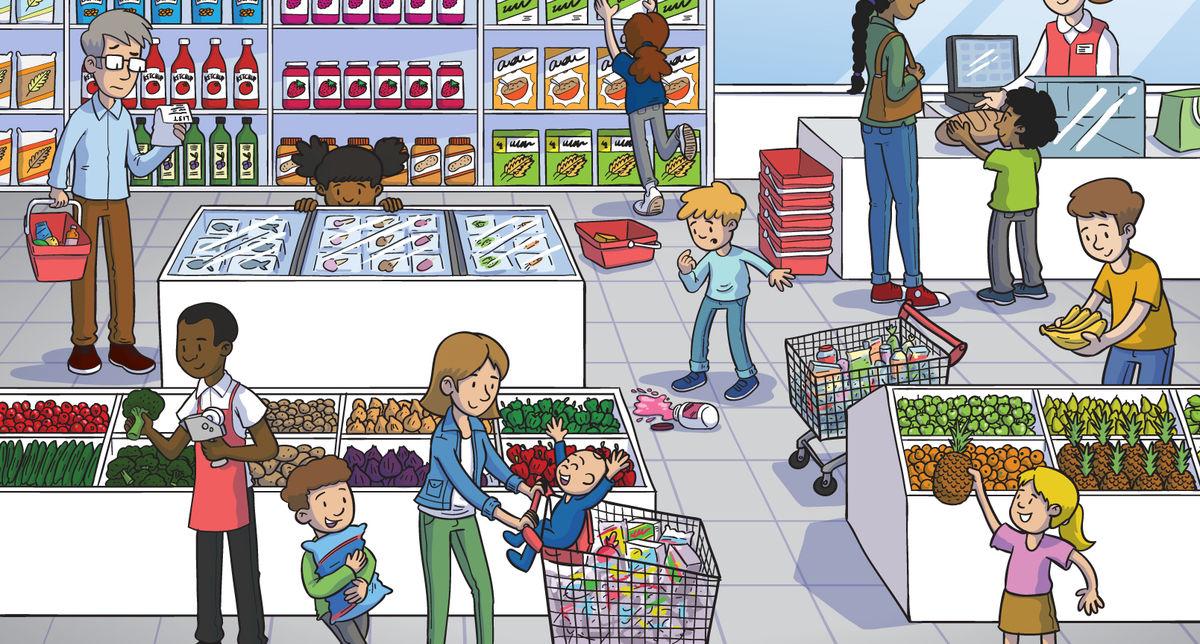 Ewm Supermarket