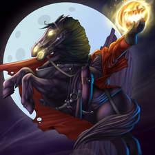 Headless Horseman - The Legend of Sleepy Hollow