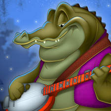 Bluegrass Gator
