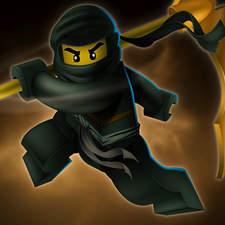 Lego's NinjaGo - Cole