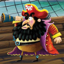 Improved Pirate Bak