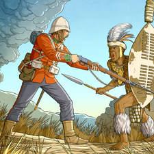 Zulu Warrior