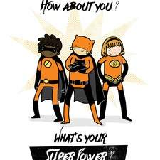 What's your superpower? (personal work)