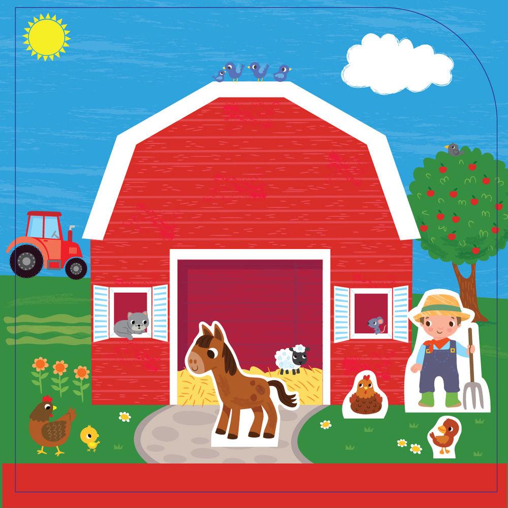 Cover for Farm book