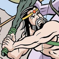 Tenth labour of Hercules: Geryon