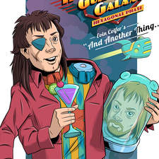 Hitchhiker S Guide Zaphod