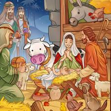 Sample Bible Illustration