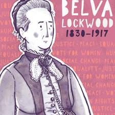 Belva Lockwood - personal work created as part of the Make Art That Sells 'Bootcamp' course.