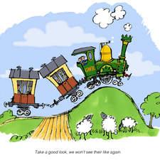 Dartmoor Mag Train
