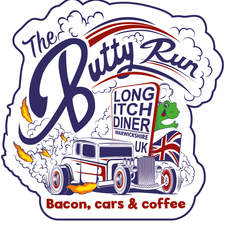 They Butty Run - Tshirt illustration and logo