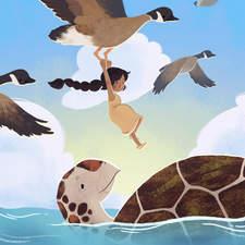 Kelly O Neill Turtleisland1