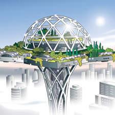 Leo In Space   Cloud Cities