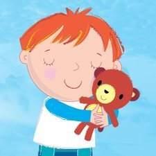 Boy And Teddycolour2