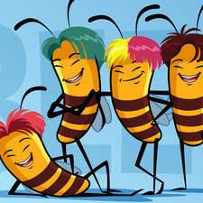 Bee-ts Bee-ing Famous Challenge