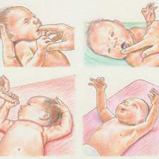 baby care eduational publication