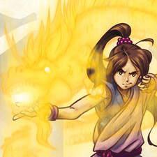Kung Fu Girl Terminado