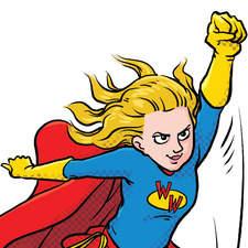 Click Superheroes Artwork