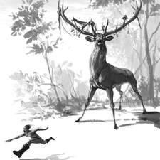 Giant Stag