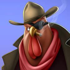 Marshal Rooster Cogburn - True Grit