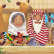 Noah's Ark, for Usborne Publishing