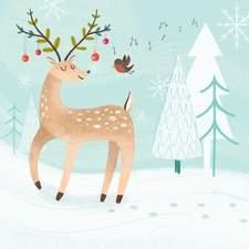 Christmas Card Artwork