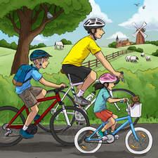 Bb Holidays 18.0 Bike Ride