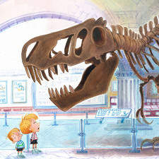 The Great Dinosaur Hunt. Published by Gomer