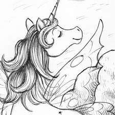 Fairy Unicorns Party Cave
