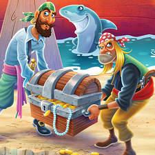 Sneaky Pirates Sample