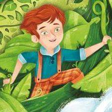 Usborne Peep Inside a Fairy Tale - Jack and the Beanstalk