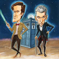 Two Dr Who S