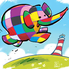 Elmer Cartoon