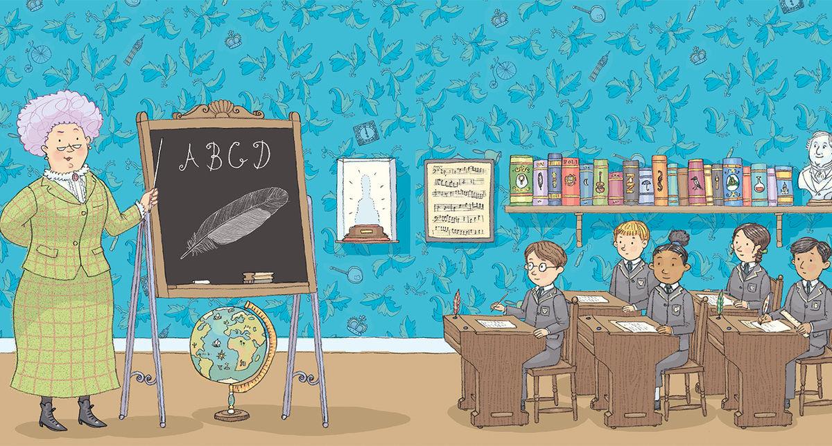 Picture Book Spread Class