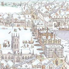 Tudor London.