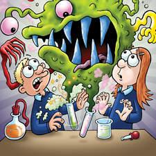 Aliens  Ate Our School