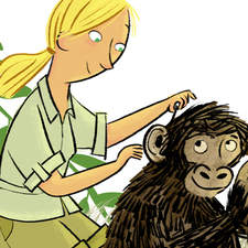 Jane Goodall Biography for Children
