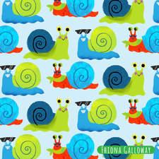 snails pattern
