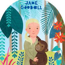 Image of Jane Goodall