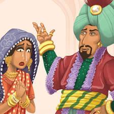 Arabian Nights- Peak readers. Educational