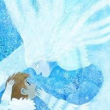 """The Snow Queen"" scene